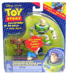 Toy Story and Beyond: Roller Bob Rescue