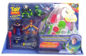Toy Story and Beyond: Intergallactic Spaceship Adventure