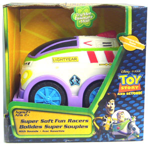 Toy Story - Super Soft Fun Racers