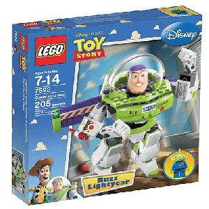 Toy Story LEGO - Buzz Lightyear - 7592
