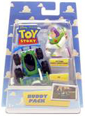 Buddy Pack - Action Buzz Lightyear and RC