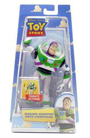 Karate Choppin Buzz Lightyear
