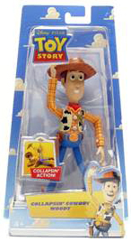 Collapsin Cowboy Woody