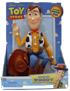 Toy Story - 12-Inch Sheriff Woody