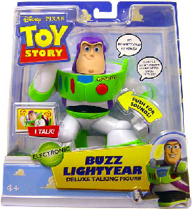 Toy Story 3 Movie Deluxe Talking Buzz Lightyear