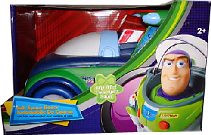 Toy Story - Soft Space Racer