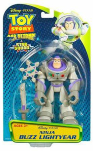 Star Squad Ninja Buzz Lightyear