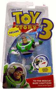 Toy Story 3 - Deluxe To The Rescue Buzz Lightyear