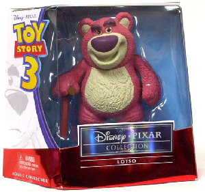 Toy Story 3 - Collection Lots-O Huggin Bear