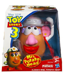 Toy Story 3 - Mrs. Potato Head