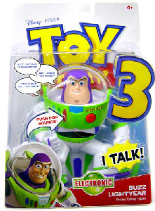Toy Story 3 - Electronic Talking Buzz Lightyear