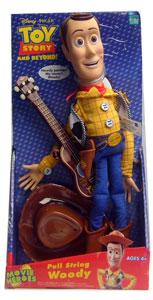 14 Inch Pull String Woody