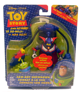 Toy Story And Beyond - Adventure Pack: Saw-Bot Shodown
