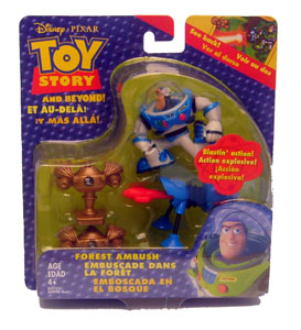 Toy Story And Beyond - Adventure Pack: Forest Ambush