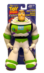 Buzz Lightyear Action Pal