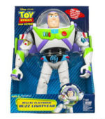 Deluxe Electronic  Buzz Lightyear
