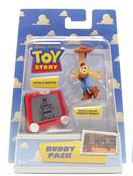 Buddy Pack - Woody 2 and Etch