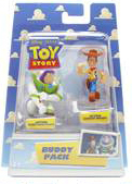 Buddy Pack - Action Buzz Lightyear and Action Sheriff Woody