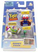 Buddy Pack - Super Ranger Buzz Lightyear and Snake Robot