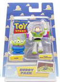 Buddy Pack - Flyin Buzz Lightyear and Alien