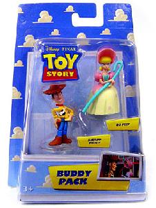 Buddy Pack - Sheriff Woody and Bo Peep