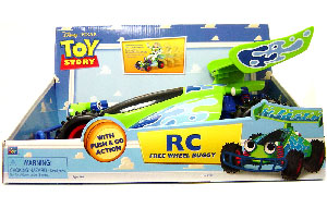 RC Free Wheel Buggy