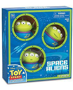 Toy Story Collection - Space Aliens 3-Pack