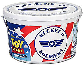 Toy Story Bucket O Soldiers