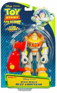 Star Squad Space Rescue Buzz Lightyear