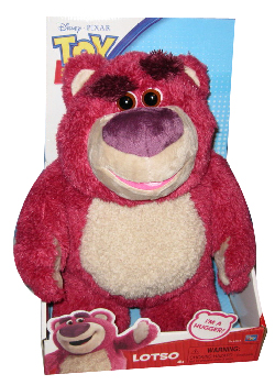 Toy Story 3 - Lotso 13-Inch Plush Hugger Bear