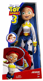 Toy Story 3 - Deluxe Doll Jessie