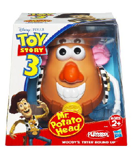 Toy Story 3 - Mr. Potato Head - Woody Tater Round Up