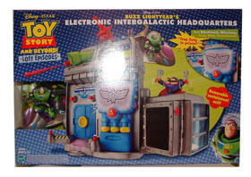 Buzz Lightyears Electronic Intergalactic Headquarters