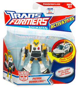 Animated Activators - Patrol Bumblebee