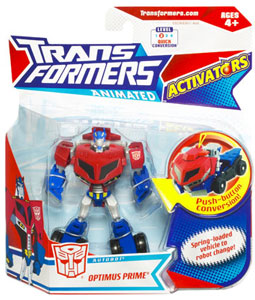 Animated Activators - Optimus Prime