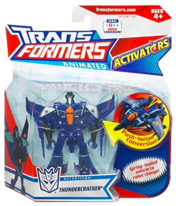 Animated Activators - Thundercracker
