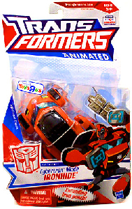 Animated Deluxe - Cybertron Mode Ironhide Exclusive