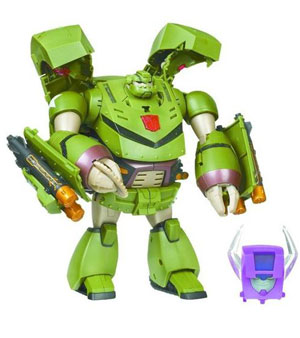 Animated Leader - Bulkhead