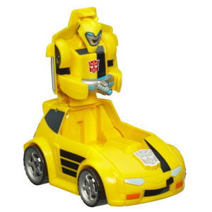 Animated Bumper Battlers - Bumblebee