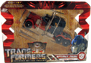 Revenge Of The Fallen  - Voyager Optimus Prime