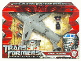 Revenge Of The Fallen  - Voyager Autobot Stratosphere