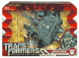 Revenge Of The Fallen  - Voyager Decepticon Megatron