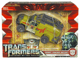 Revenge Of The Fallen  - Voyager Autobot Desert Tracker Ratchet