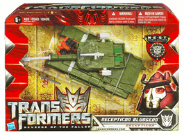 Revenge Of The Fallen  - Voyager Decepticon Bludgeon