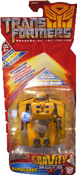 Revenge Of The Fallen  - Gravity Bots Bumblebee