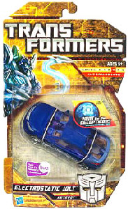 Hunt For The Decepticons - Deluxe - Autobot Eletrostatic Jolt