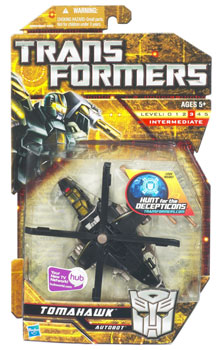 Hunt For The Decepticons - Deluxe - Autobot Tomahawk