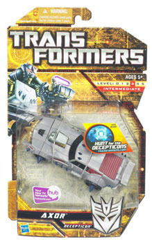Hunt For The Decepticons - Deluxe - Decepticon Axor