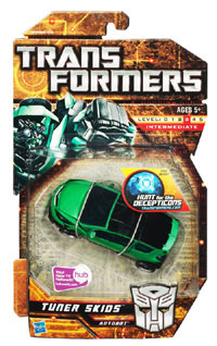 Hunt For The Decepticons - Deluxe - Autobot Tuner Skids