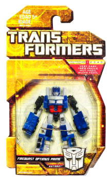 Hunt For The Decepticons - Legends - Autobot Fireburst Optimus Prime